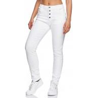 JMH KAROSTAR Jeans Boyfriend Baggy Style Hose Jeanshose 38 40 42 44 46 48 Bekleidung