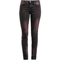 Black Premium by EMP Skarlett Frauen Jeans rot Basics Casual Wear Bekleidung