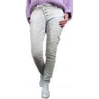Buena Vista Jeans Malibu Stretch Denim Jeans Hose Strechjeans M Grau Bekleidung