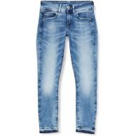 G-STAR RAW Damen Jeans Lynn Mid Skinny Rp Ankle Wmn Bekleidung