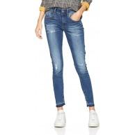G-STAR RAW Damen Skinny Jeans Lynn Mid Skinny Ankle Bekleidung