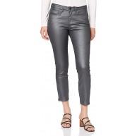 OPUS Damen Emily Zip Metallic Hose Bekleidung