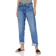 Pepe Jeans Damen Brigade Straight Jeans Bekleidung