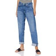 Pepe Jeans Damen Brigade Straight Jeans Bekleidung