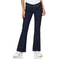 Pepe Jeans Damen New Pimlico Flared Jeans Bekleidung