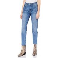 Pepe Jeans Damen Straight Jeans Violet Bekleidung