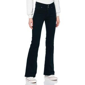 Replay Damen Newluz Flare Jeans Bekleidung