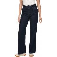 s.Oliver Damen Regular Fit Wide Leg-Jeans Dark Blue 42.30 s.Oliver Bekleidung