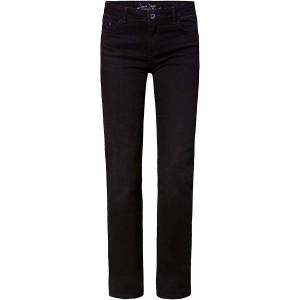 SOCCX Damen Comfort Shape Jeans ELKE mit geradem Bein Bekleidung
