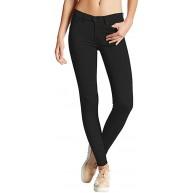 Socluer Skinny Jeans Damen Stretch Jeanshose High Waist Slim Elastisch Denim Lang Straight Leg Hose Leggings Bleistiftjeans Bekleidung