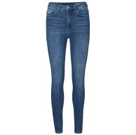 VERO MODA Damen Skinny Fit Jeans VMSOPHIA High Waist Bekleidung