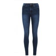 VERO MODA Damen Vmsophia Hw Md Bl Noos Skinny Jeans Bekleidung