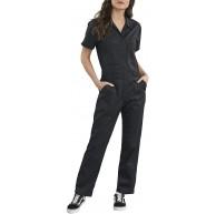 Dickies Damen Short Sleeve Flex Coverall Arbeitsanzug Bekleidung