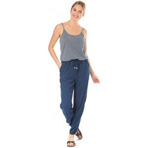 Ragwear Damen Story Marina Jumpsuit blau L Bekleidung
