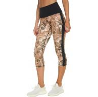 Flatik Sport leggins für damen Sporthose High Waist mit Tasche Fitnesshose Blickdicht Gym Capri Leggings Bekleidung