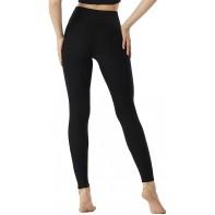 JOJOANS Damen Sport Leggings Yogahose Anti Cellulite Leggings Damen Honeycomb Leggings Stretch Workout Fitness Jogginghose Bekleidung