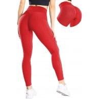MANIFIQUE Sport Oberteil Damen Push Up Sportleggings Bekleidung