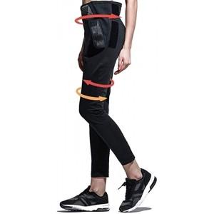 SADWF Saunahosen für Frauen zum Abnehmen Leggings zum Reduzieren des Abnehmens Leggings Gegen Cellulite mit Hoher Taille Push-up-Fitnessstrumpfhosen für Das Sportlauf-Yoga-Fitnessstudio Bekleidung