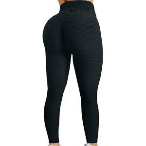 Tik Tok Leggings Frauen sexy High Taille Yoga Hose Bauch Kontrolle Abnehmen Beute Leggings Butt Lift Strumpfhose Bekleidung