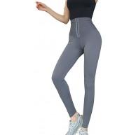 Yogahose dehnbar Bauchkontrolle hohe Taille für Frauen Sport-Leggings schnelltrocknend schlank Geschenk zum Muttertag Bekleidung