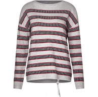 Cecil Structured Striped Pullover Bekleidung