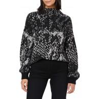 OPUS Damen Pnake Pullover Bekleidung