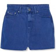 G-STAR RAW Damen Skirt 3301 High Mini Skirt Rp Bekleidung