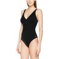 Haute Pression Damen G1000 Badeanzug Schwarz Noir C01 42 Herstellergröße 44 Bekleidung