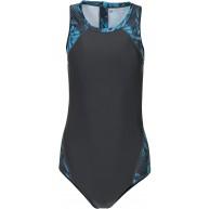 Mountain Warehouse Melbourne Damen-Badeanzug - leichte schnell trocknende Damen-Badebekleidung für den Sommer chlorfester Badeanzug - für Urlaub am Pool zum Surfen Bekleidung