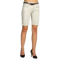 Caspar BST005 Damen Baumwoll Chino Shorts Bekleidung