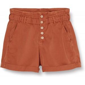 Mavi Damen Taylor Shorts Rust Washed down STR 25 Bekleidung