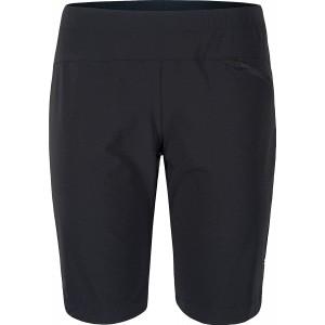 Montura Stretch Bermuda W Shorts Nero Bekleidung