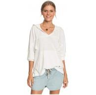Roxy Damen Back to The Denim Beach for Women Jeans-Shorts Blau L Roxy Bekleidung