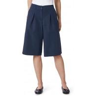 Walbusch Damen Leinen Hosenrock einfarbig Walbusch Bekleidung