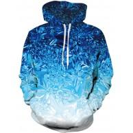 Belovecol Herren 3D Hoodie Lustige Kapuzenpullover Langarm Pullover Fleece Kapuzenjacke Sweatshirt mit Tasche Bekleidung