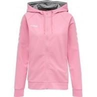 Hummel Go Cotton Zip Hoodie Woman Sweatshirt Bekleidung