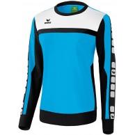 erima Damen Classic 5-C Sweatshirt Bekleidung