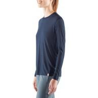 Fjällräven Damen High Coast Lite Top Ls W Sweatshirts Bekleidung