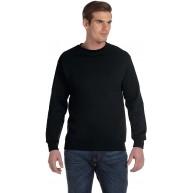 Gildan Sweatshirt DryblendTm 50 50 - schwarz - XXL Bekleidung