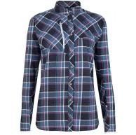 Salewa Damen Fanes Flannel 4 Pl W L S SRT. Sweatshirts Bekleidung
