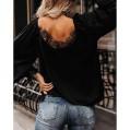 Frühling Herbst Langarmshirts Damen Spitzen V Ausschnitt Langarm Oberteil Elegante Modische Flounced Süß Bluse College Teens Mädchen Blusenshirt Casual Lose Frauen Oberteile Streetwear Tops Bekleidung