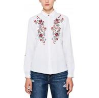 edc by ESPRIT Damen Bluse Bekleidung