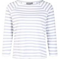 b.young Damen Longsleeve Langarmshirt Shirt 20808310 Bekleidung