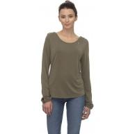 Ragwear Longsleeve Damen Zeeland 2011-25001 Khaki Olive 5031 Bekleidung