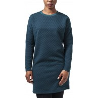 Urban Classics Damen Ladies Quilt Oversize Dress Kleid Bekleidung