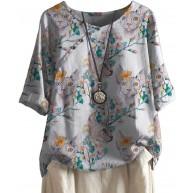 URIBAKY Frauen Casual Solide Tunika Lang Plus Size Damen Ärmeless Übergröße Shirt Tank Tops Bluse Oversize Vests Sport Bekleidung