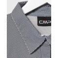 CMP Damen Elastisches Kurzarmshirt Hemd mit Dry Function Technologie Bekleidung