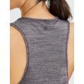 CRZ YOGA Womens Leichte Heather Workout Tanktops Athletic Tops Ärmellose Shirts Casual Top Bekleidung