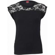 Spiral Direct Damen Urban Fashion-Lace Shift Elegant Top Bekleidung