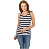 Urban Classics Damen Stripe Tanktop Top Bekleidung